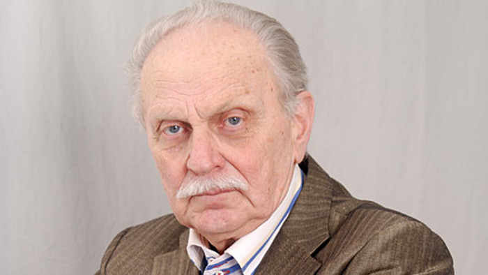 Эрнст Романов актер