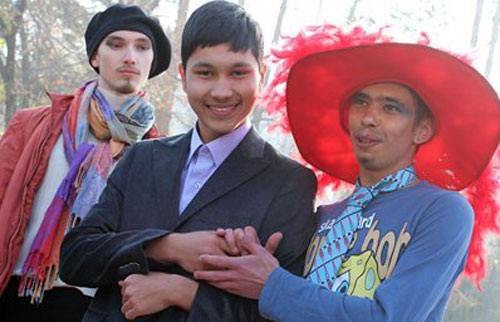 Гей Сайты Для Знакомства В Казахстане