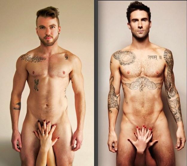 Размер половых органов у известных порноактеров