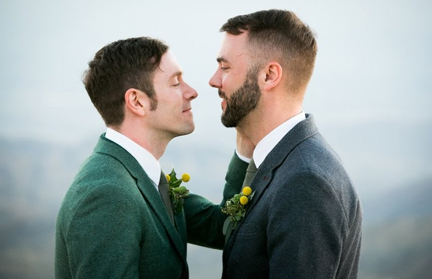 Married gay male