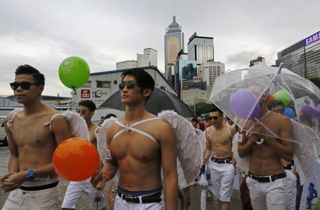 В тайланде геев знакомство