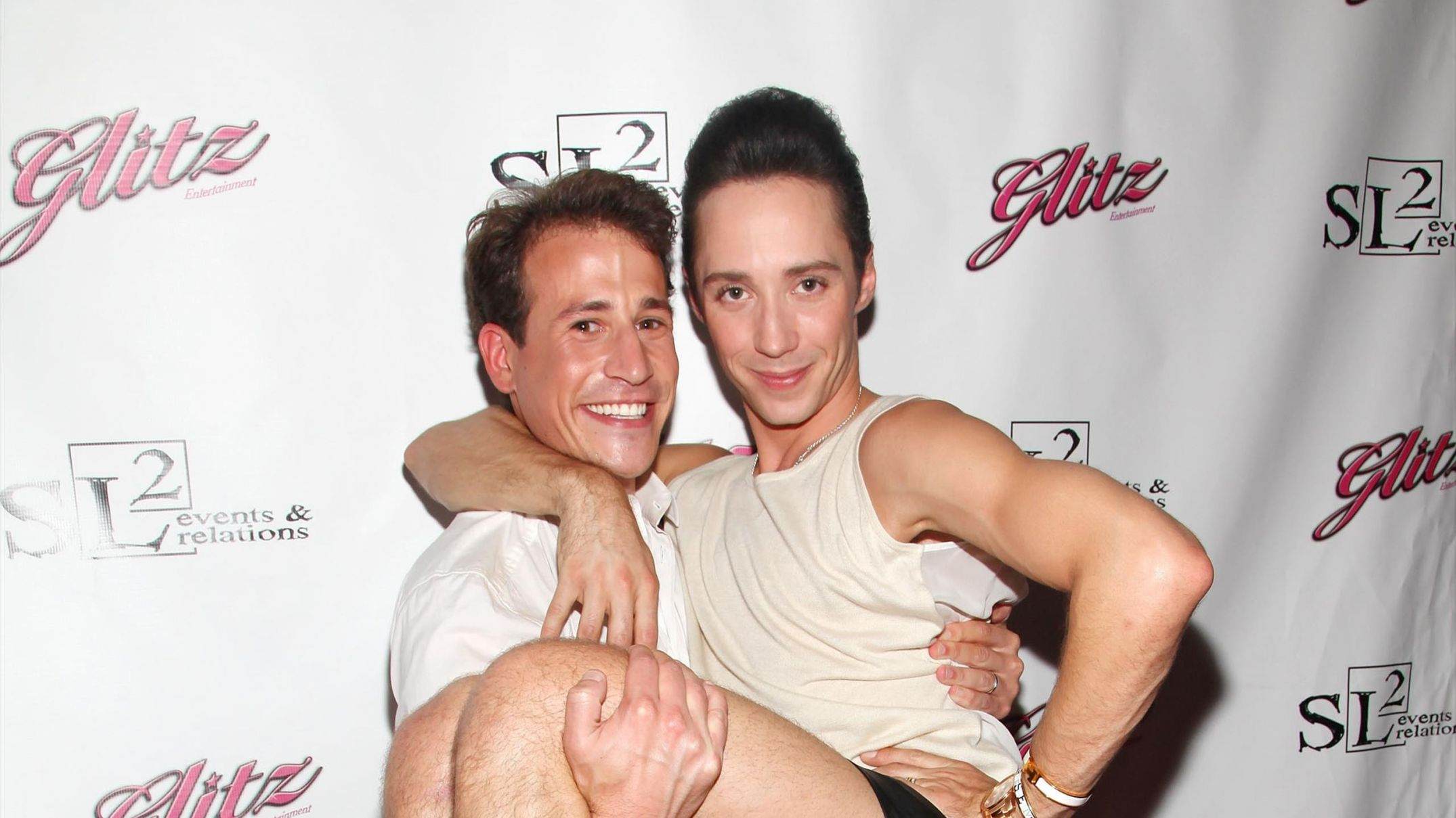 Was johnny weir an out gay